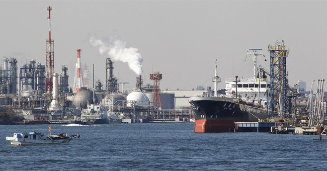 Japan proposes cutting emissions by a quarter by 2030