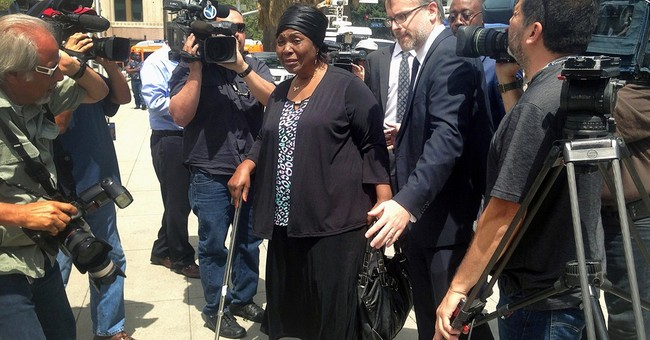 Family of man slain by police on Skid Row files $20M claim