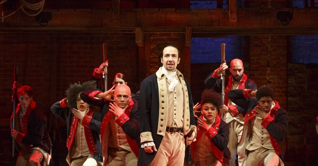 The hottest guy in New York right now? Alexander Hamilton
