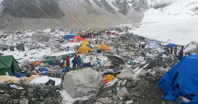 Nepal may let Everest climbs restart despite massive quake