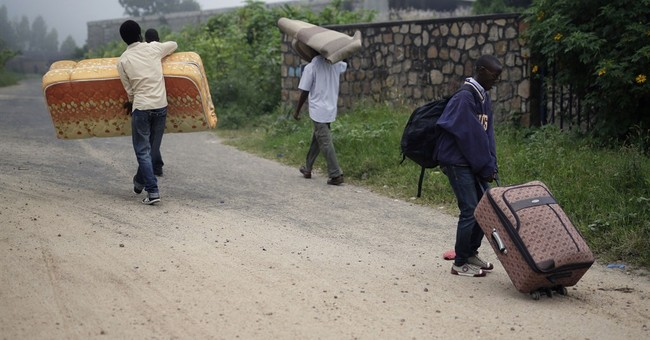 Burundi sends college students home amid unrest