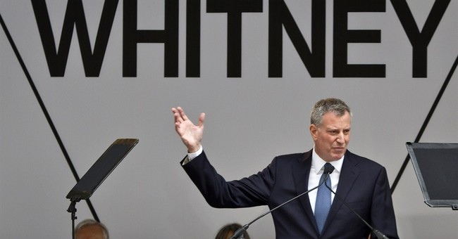 "First lady: I ""fell in love"" with NYC's new Whitney museum"