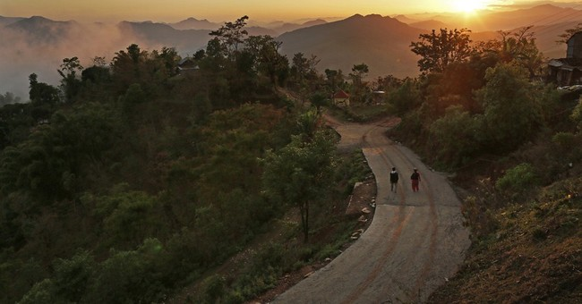 Behind Nepal's Shangri-la image, poverty and misery