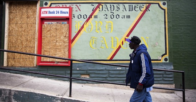 Baltimore riot damage adds burden to small businesses
