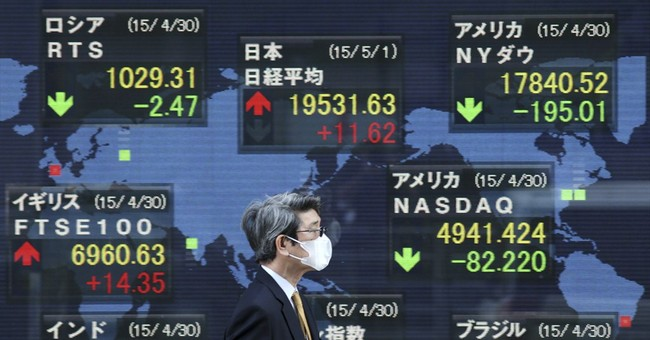 Stocks drift after weak reports; Asia, Europe mostly shut