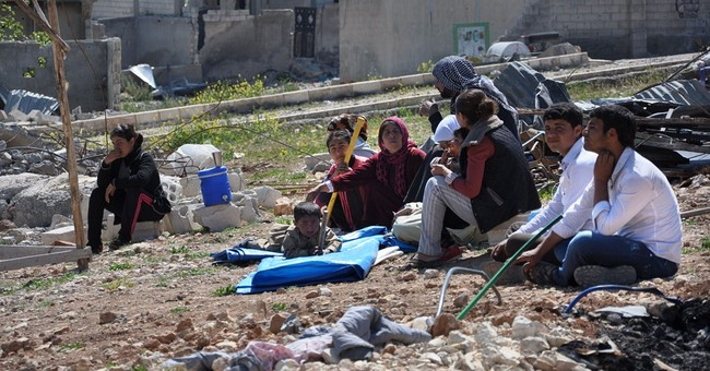 Kobani still a ghost town, months after liberation from IS