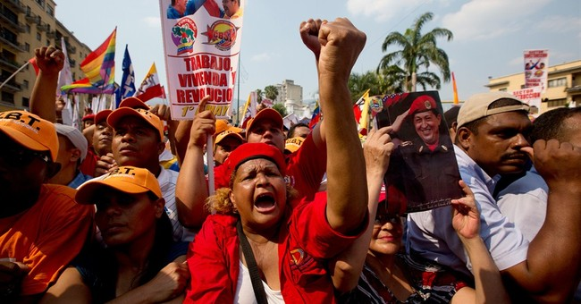 Venezuela raises minimum wage 30 pct amid raging inflation