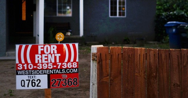 1 in 4 US renters must use half their pay for housing costs