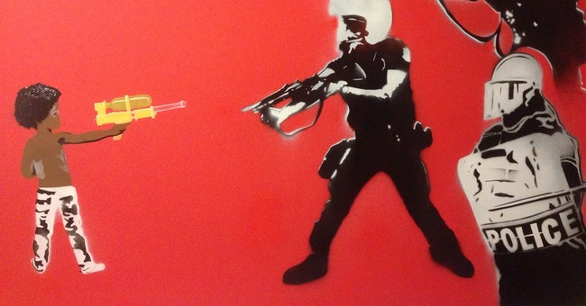 Police groups object to 'Don't Shoot' art piece in Madison