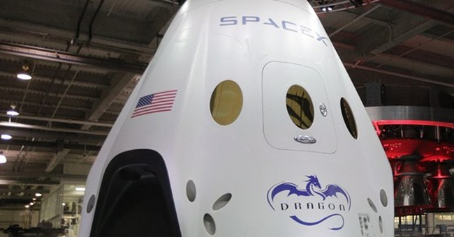 SpaceX mile-high escape test will feature 'Buster' the dummy