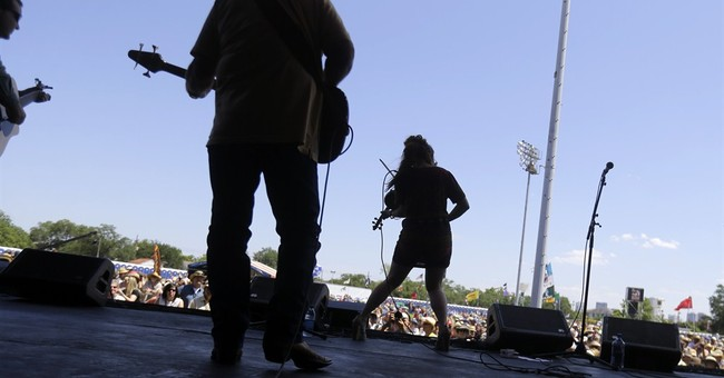 Chicago among the acts large and small as Jazz Fest plays on