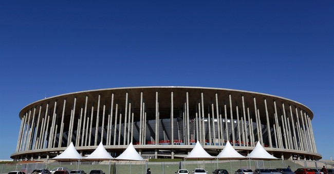 Brazil still struggling to deal with World Cup stadiums