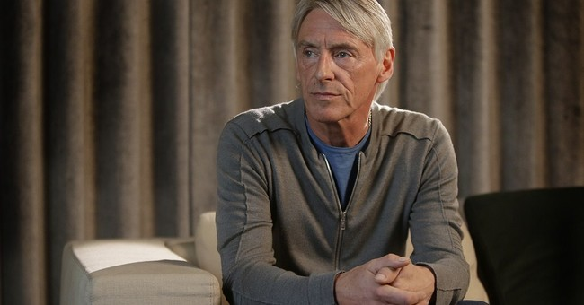 Amid UK election, Paul Weller says he's fed up with politics