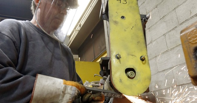 US factory activity improves in April, but hiring declines
