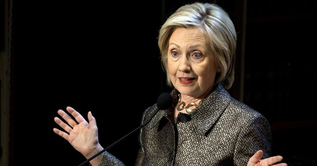 AP-GfK Poll: Favorable views of Clinton top her GOP rivals