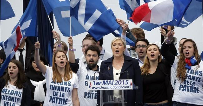 France's Le Pen: Send migrants back across Mediterranean
