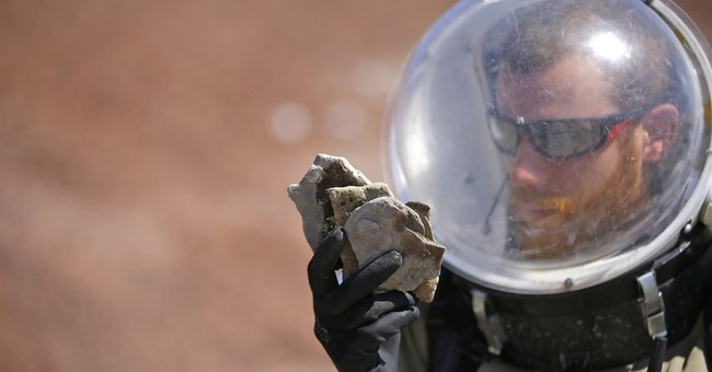 Remote Utah outpost serves as stand-in for surface of Mars