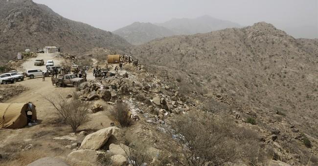 Saudi-Yemen border clash kills 3 Saudi troops, Yemeni rebels