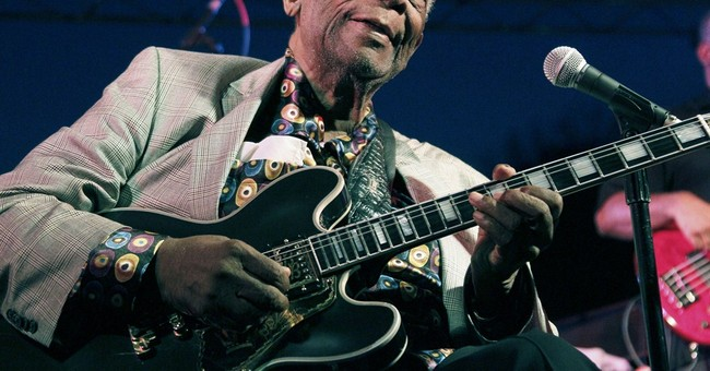 Blues legend B.B. King resting at home in Las Vegas