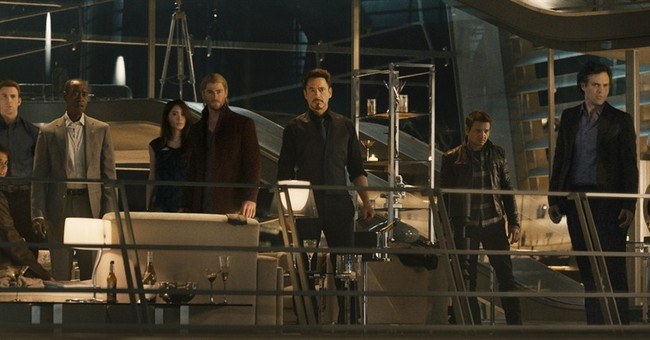 'Avengers' sequel is second biggest US opener of all time