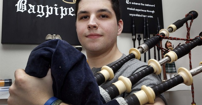 Feds to change ivory rule enforcement after bagpipes seized