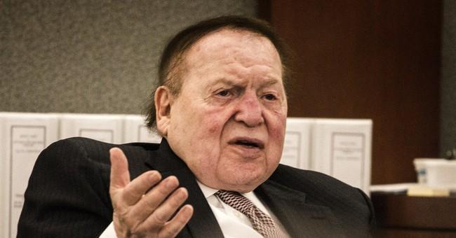Casino mogul testifies for 2nd day in wrongful firing case
