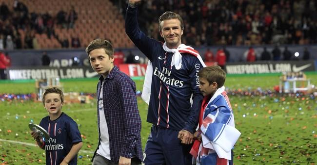 Beckham's influence grows as former soccer star turns 40