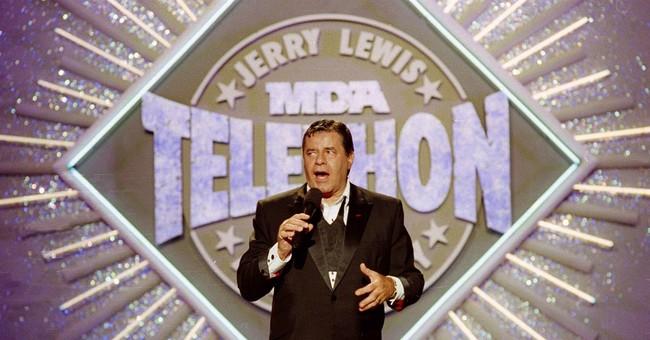 Telethon that Jerry Lewis memorably ran pulls plug