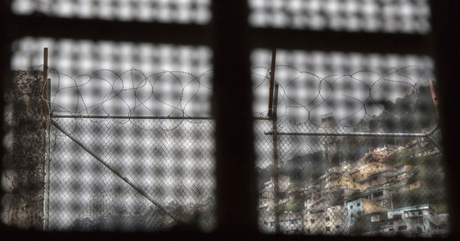 AP PHOTOS: Abandoned prison in Ecuador bears signs of past