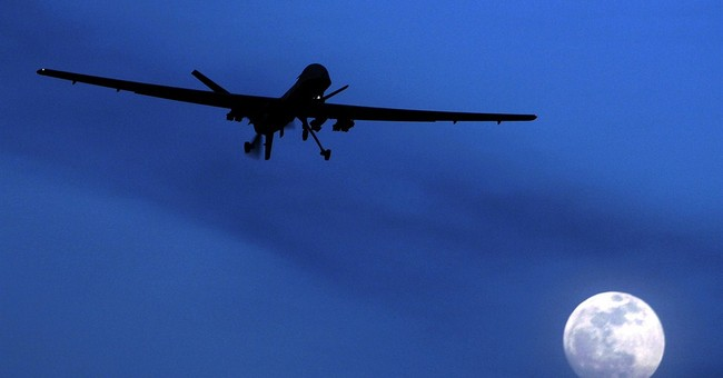AP Poll: Americans approve of drone strikes on terrorists
