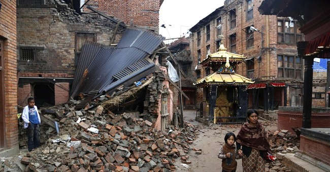 Damaged by deadly quake, fate of Nepal heritage unsure