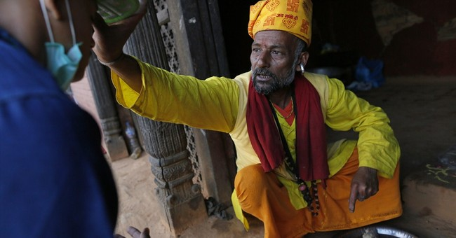 Nepal's devout see divine anger in quake's devastation