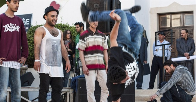 Tunisia's neglected youth find their voice in hip hop, rap