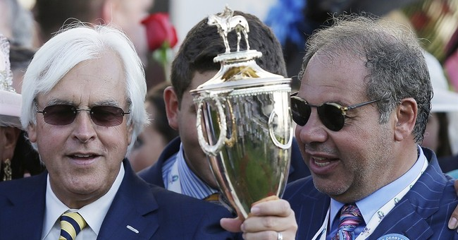 American Pharoah gives trainer a long-awaited 4th Derby win