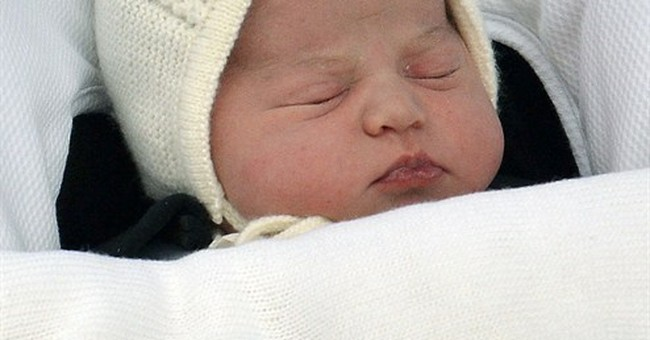New royal baby: Destined to be a 'spare to the heir'?