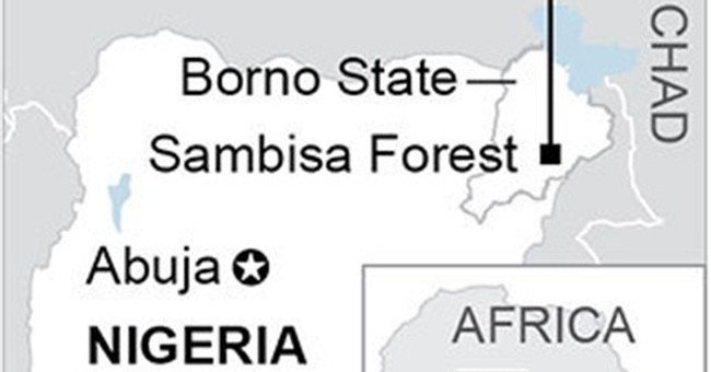 Nigeria: Nearly 300 freed women, children led to safety