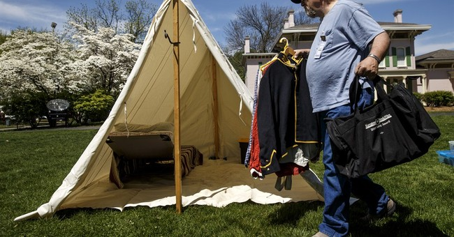 On 150th anniversary, Lincoln's hometown re-enacts funeral