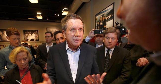 Walker a 2016 GOP force; might Govs. Kasich, Snyder jump in?