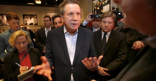 With Walker a 2016 GOP force, Kasich and Snyder ponder runs
