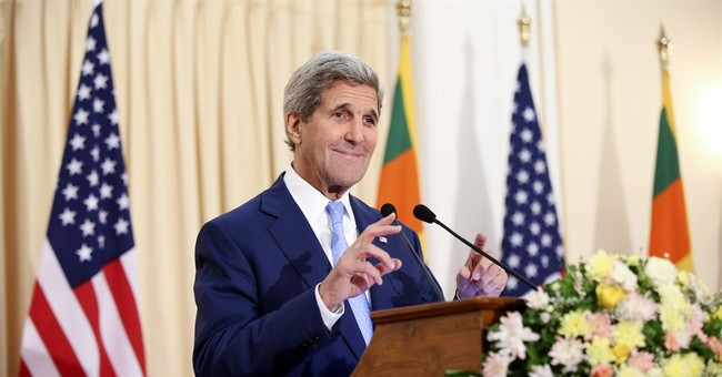 Kerry says Yemen not yet a failed state, seeks peace talks