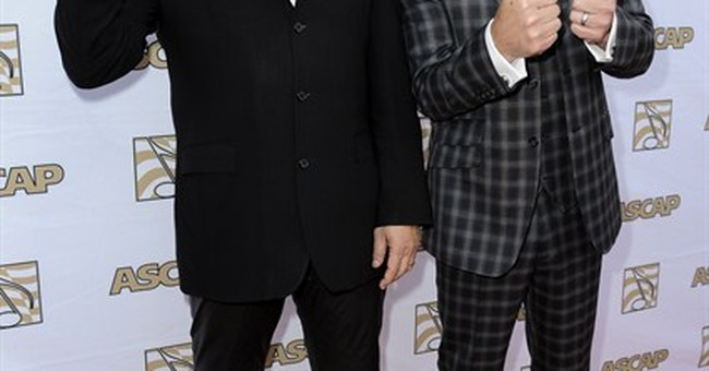 Celebrities: fight-watching, betting and making Vegas money