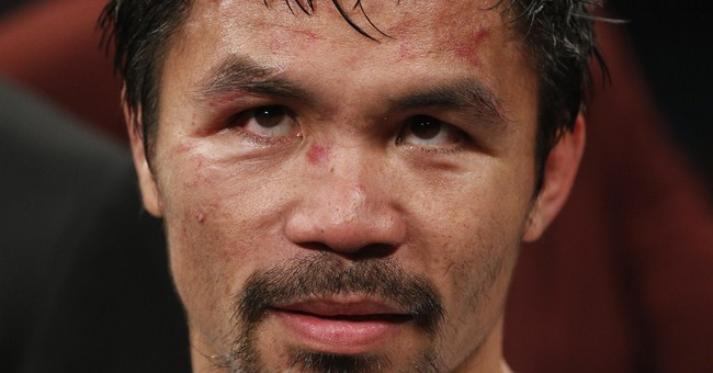 Sadness, disappointment in Philippines after Pacquiao defeat