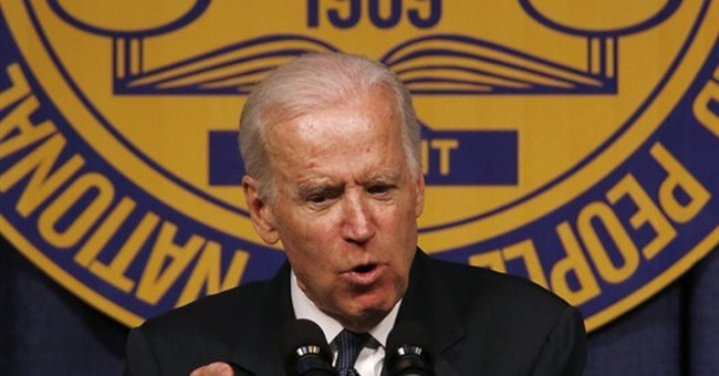Vice President Biden touts community policing at NAACP event