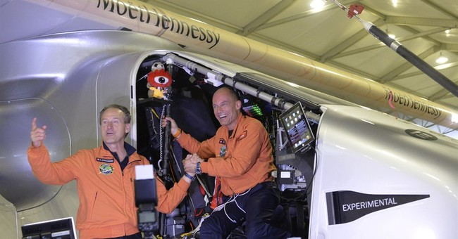 Pilot to fly solar plane across Pacific for 5 days, 5 nights