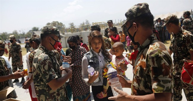 The Latest on Nepal: Foreign reconstruction help needed