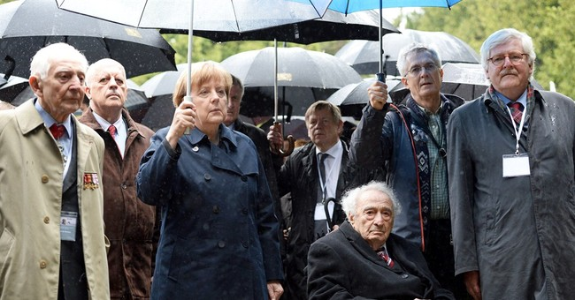 Germans today see Nazi defeat as liberation