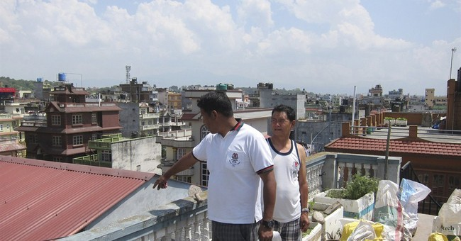 Nepal's wrenching choices: 'I feel like I could die anytime'