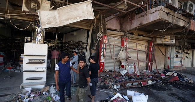 IS group claims Iraq car bomb attack that killed 19
