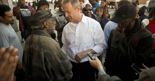 O'Malley gets scrutiny over police record as Baltimore mayor