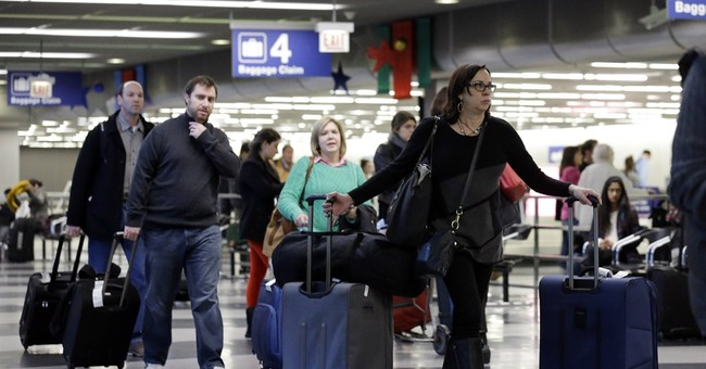 Airlines bring in more money from bag, reservations fees